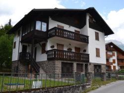 Vendita appartamento ampio duplex a Ronch di Falcade